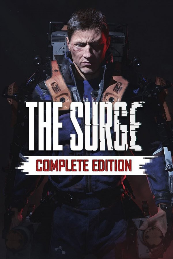 Обложка The Surge: Complete Edition