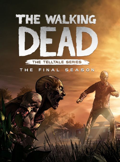 Обложка The Walking Dead: Season 2