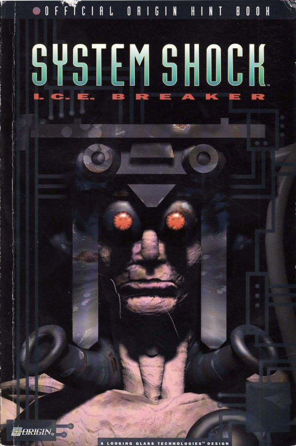 Обложка System Shock Remastered