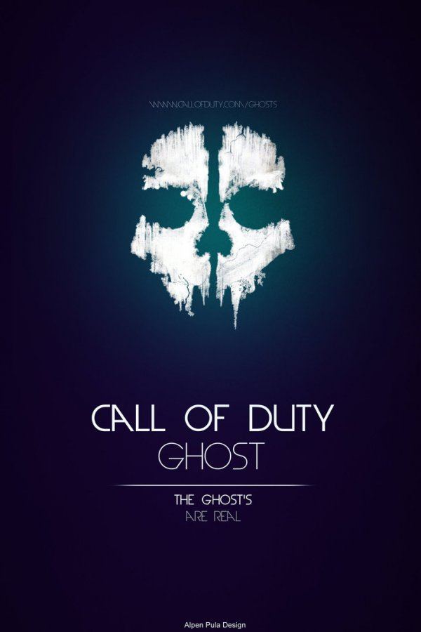 Обложка Call of Duty: Ghosts (2013)
