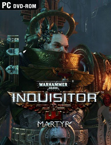 Обложка Warhammer 40.000: Inquisitor - Martyr