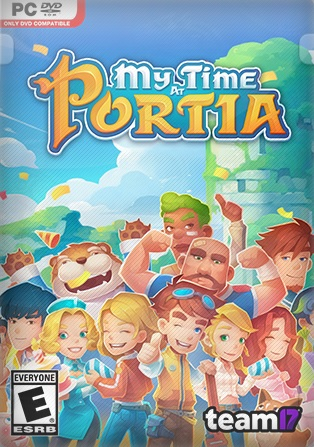 Обложка My Time at Portia