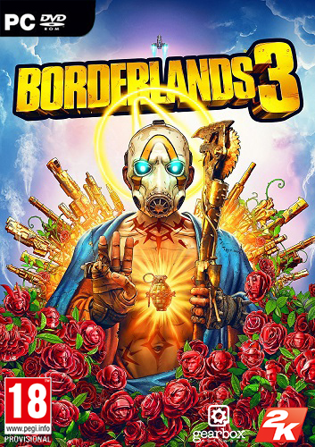 Обложка Borderlands 3 Super Deluxe Edition (2019)
