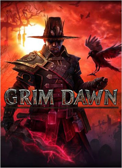 Обложка Grim Dawn (2016) PC | Лицензия