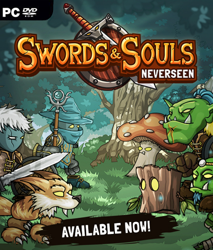Обложка Swords & Souls: Neverseen