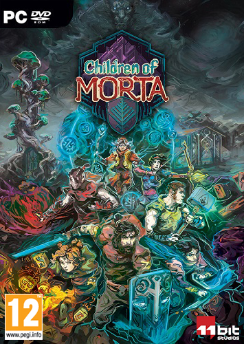 Обложка Children of Morta (2019)