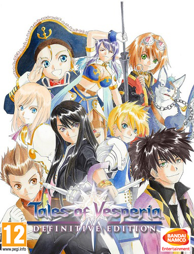 Обложка Tales of Vesperia: Definitive Edition (2019)