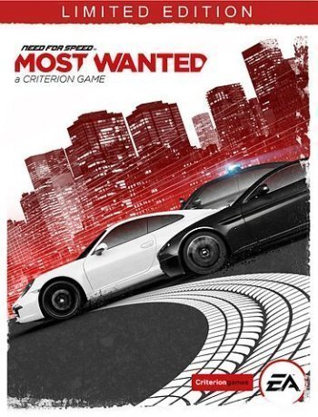 Обложка Need for Speed: Most Wanted 2