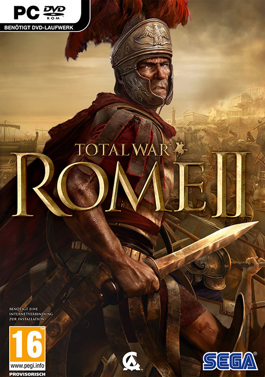 Обложка Total War: Rome II: Emperor Edition + 18 DLC