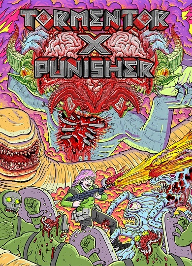 Обложка Tormentor X Punisher