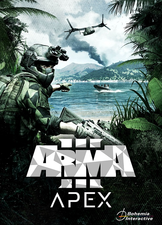 Обложка Arma 3 - Ultimate Edition
