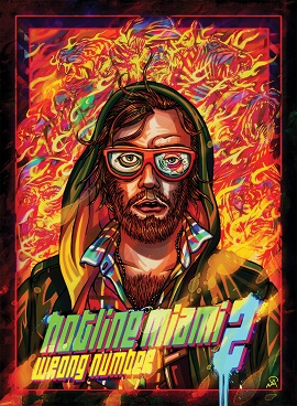 Обложка Hotline Miami 2: Wrong Number