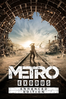 Обложка Metro Exodus: Enhanced Edition